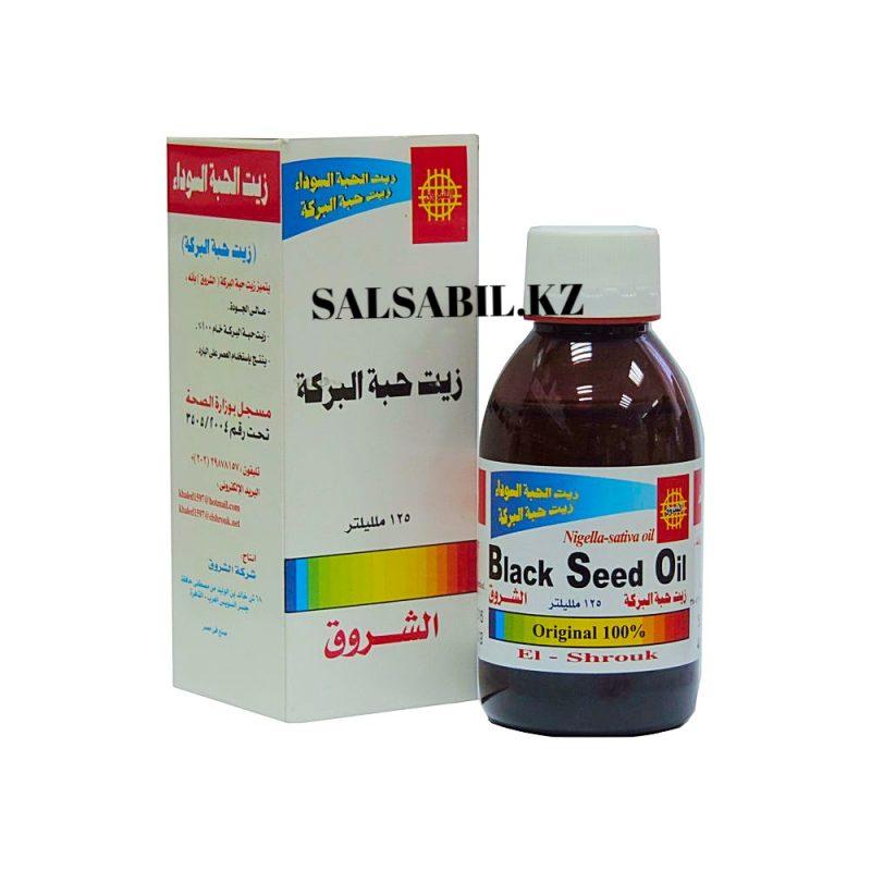 Масло черного тмина Аль Шурук Египет фото