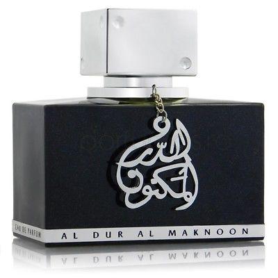 Al Dur Al Maknoon Silver Woody Lattafa