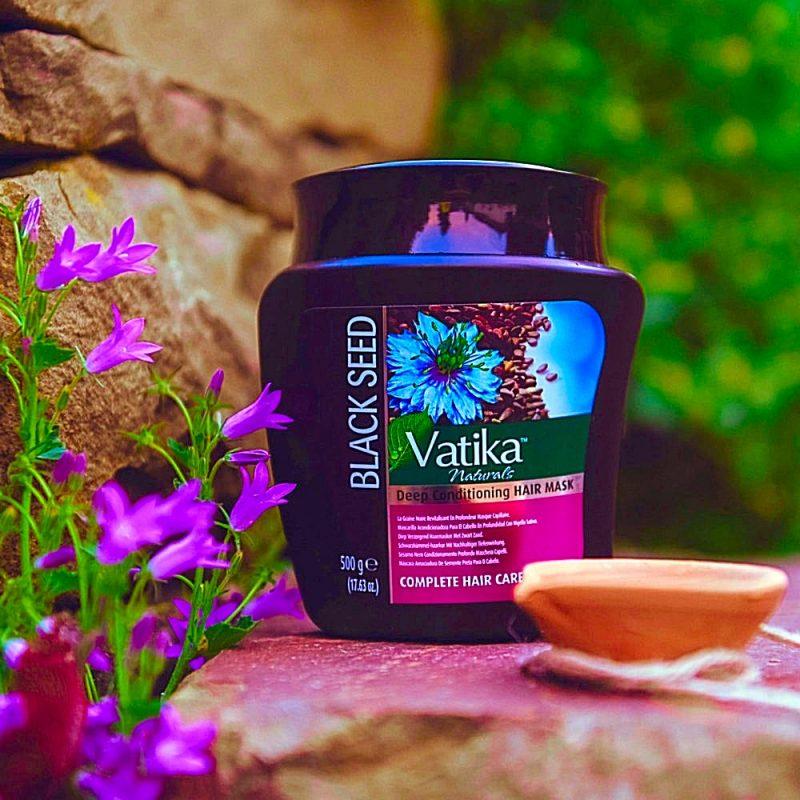 Маска для волос Vatika black seed