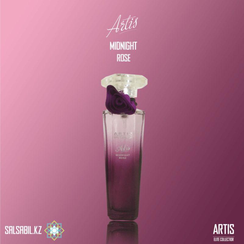 Midnight Rose by Artis