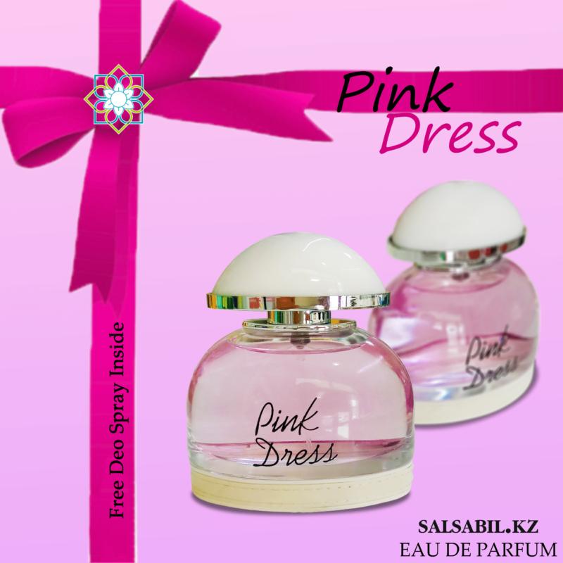 Pink Dress Fragrance World